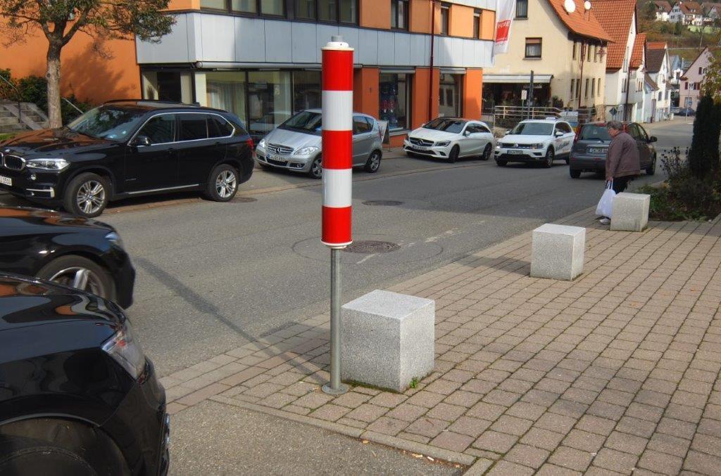 Parkbuchtpoller